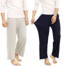 Плюс размеры 4XL хлопок для мужчин сна низ Комфорт пижамы простой свободная пижама брюки для девочек Pijamas мужской Sheer Брюки домашняя одежда
