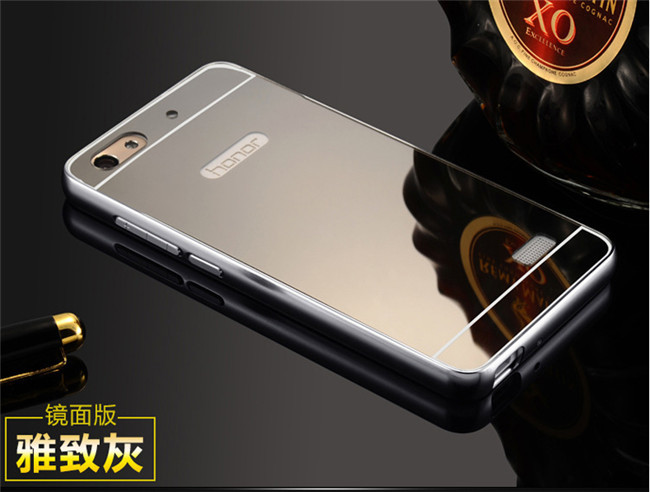 official photos eeba9 0144c US $267.0 |For Huawei Honor 4C Hybrid Armor Cases Fashion Slim Metal  Aluminum Frame Mobile Phone Case Cover For Huawei Honor 4C Gold Black on ...