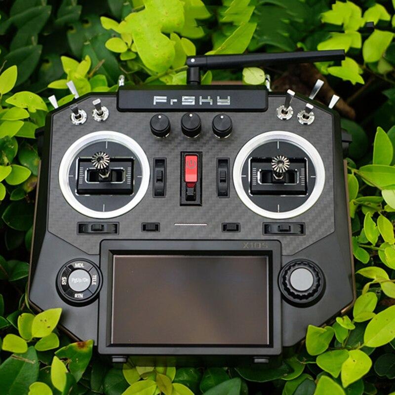 Update Version Frsky Stunden X10s 2,4g 16CH Transmitter Fernbedienung TX Eingebaute iXJT + Modul für Luftaufnahmen RC drone