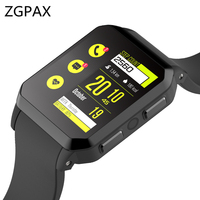 Original IP68 Waterproof Smart Watch KW06 Android 5 1 Watch Phone MTK6580 512MB 8GB Quad Core