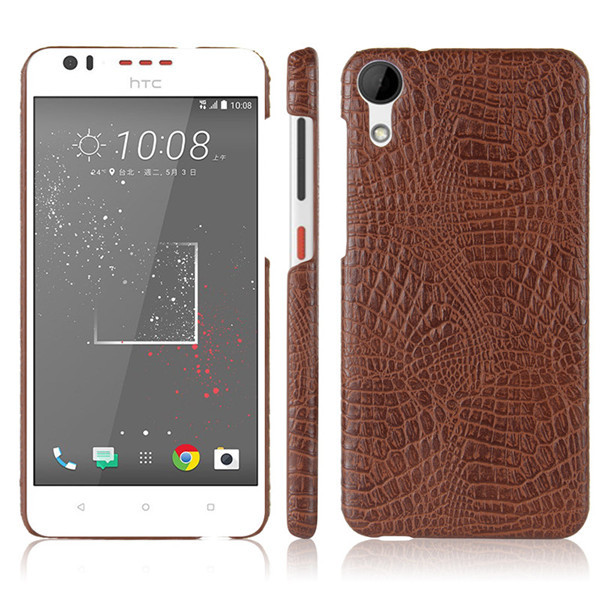 For HTC Desire 10 Lifestyle Case Luxury PU Leather Hard Plastic Back Cover Phone Case For HTC Desire 10 Lifestyle 10Lifestyle