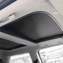 2pcs Foldable Sunroof Shade Sunshade Heat Isolate For BMW MINI Cooper Clubman Countryman R55 R56 R60 R61 F55 F56 F54 F60