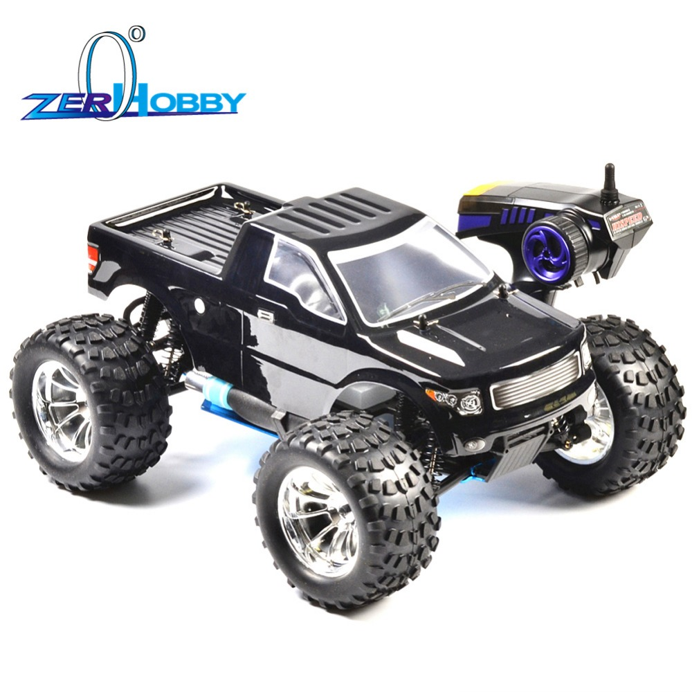 Monster Truck Rc Cars >> Us 243 75 25 Off Rc Car Hsp 1 10 Nitro Gasoline 4wd Off Road Monster Truck Item No 94188 In Rc Cars From Toys Hobbies On Aliexpress Com