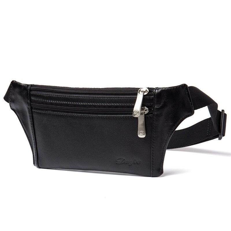 Aliexpress.com : Buy DANJUE Genuine Leather Man Messenger Bag ...