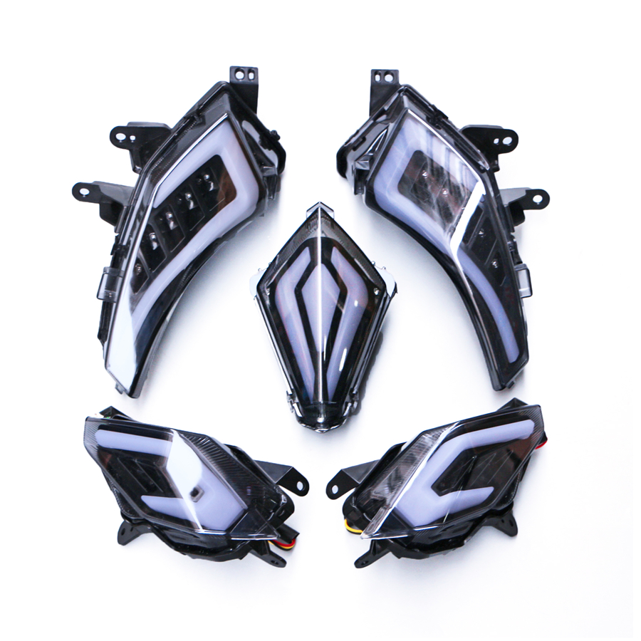 Rear Tail Brake Light LED Turn Signal For Tmax 530 2013-2016 14 15 T-Max530 Motorcycle feu led tmax 530