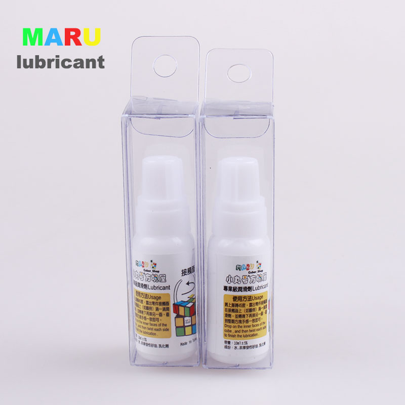 1 pcs Z lube lube cube lubricating oil 10ml Lubricant Lube for Speed Puzzle Magic Cube