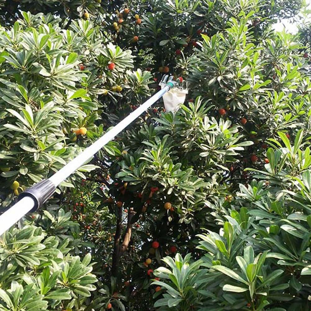 Farmer Garden Tools Outdoor Handheld Convenient Horticultural Fruit Picker Gardening Apple Peach Picking Tools For Kids Adult