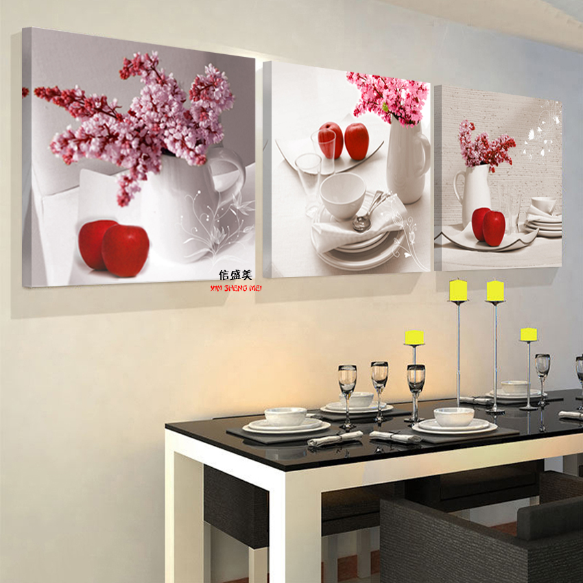 Modern Picture Fruit Kitchen Print Canvas Pictures Abstract