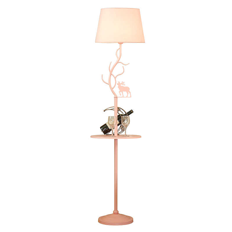 Nскандинавский Торшер для гостиной, спальни, современный креативный прикроватный диван, макароны, журнальный столик, вертикальные напольные декоративные светильники, освещение