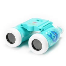2018 New 6x25 Cola Bottle Style Binoculars Toy for Kids, Bird Watching, Hiking, Educational Learning, Kids Gift zk15