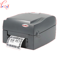 G530U 300 точек/дюйм этикетки штрих код принтер наклейки стиральная Водяной знак Jewelry одежда тег штрих код принтер 110 240 В