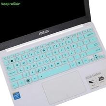 Для Asus Vivobook E203M E203 E203NA EeeBook X200CA X200MA X200M E203MA E200HA S200E 11 ''Обложка клавиатуры для ноутбука 11,6