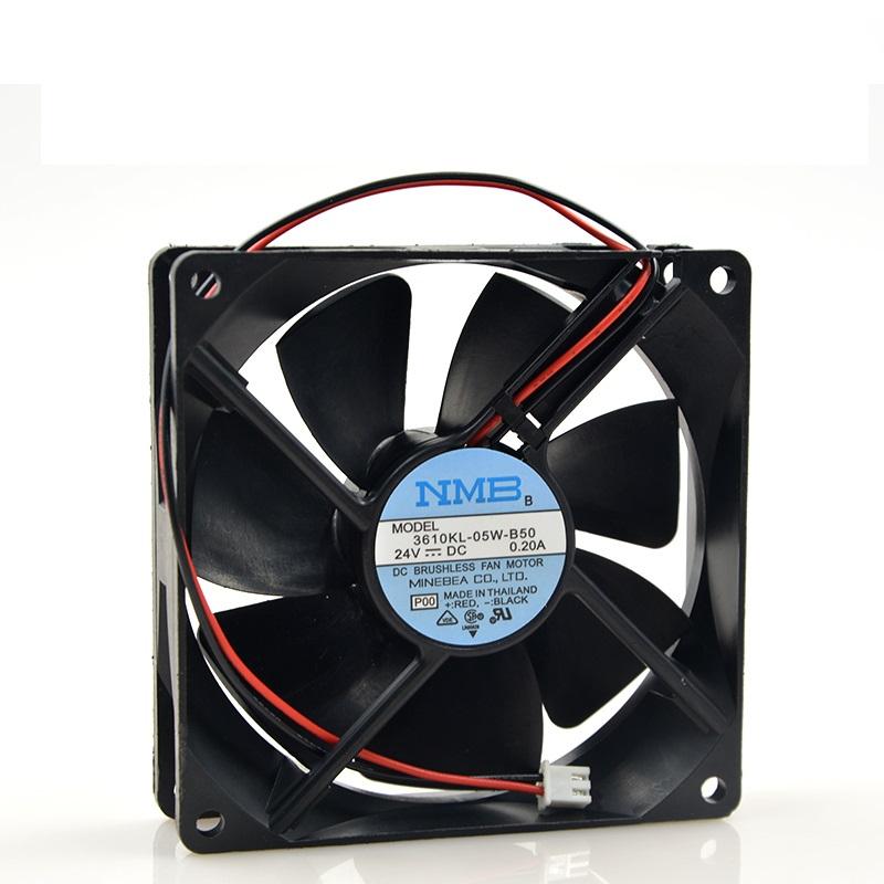 New original 9025 9cm inverter fan IPC 24V 0.20A 3610KL-05W-B50