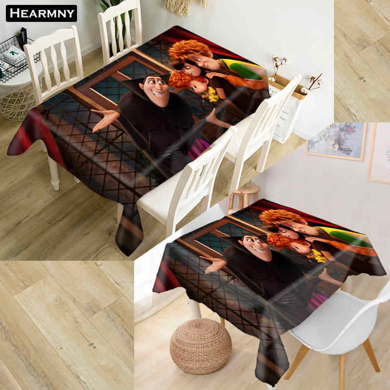 Kitchen Dining And More.Detail Feedback Questions About Custom Hotel Transylvania Tablecloth