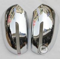 BS chrome mirror cover trim / mirrors decorated For Kia K2 2011 2012
