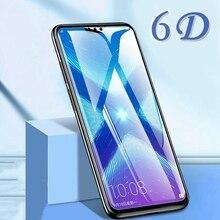 6D có Kính Cường Lực cho Huawei Honor 9X 9X Pro Màn Hình Bảo Vệ Danh Dự V20 Trên Kính Cường Lực cho Huawei Honor 7X8X9X10 Lite