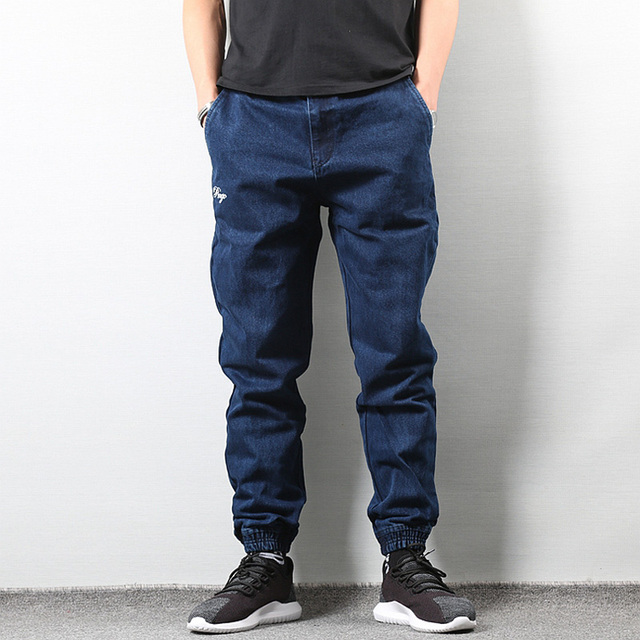 Japanese Style Men's Jogger Punk Pants