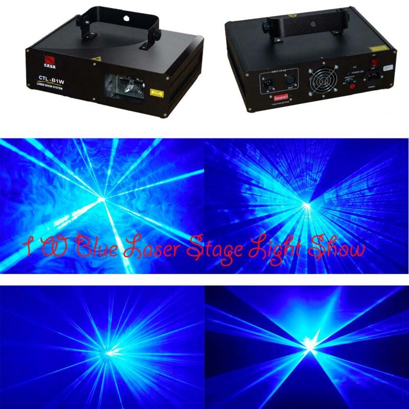 Blue Light Laser