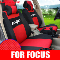 Custom Car Covers For Ford Focus Cover Seat 2013 Accessories Hatchback Part Car Seats Covers Set