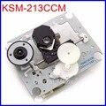 Frete Grátis KSM-213CCM Picareta Optical Up Assembleia KSM213CCM KSS-213C CD DVD Laser Lens Mechansim Optical Pick-up