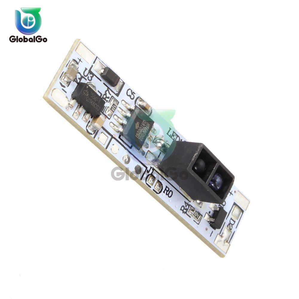 XK-GK-4010A DC 12 V Sensor de barrido de distancia corta MÓDULO DE Interruptor de Sensor manual 36 W 3A voltaje constante para Auto hogar Inteligente