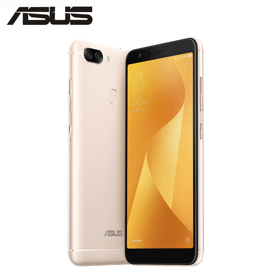 Global Version ASUS ZenFone Max Plus ZB570TL Dual SIM 4G LTE Mobile Phone 5.7 inch 3GB 32GB 18:9 Full Screen 4130mAh Android 8.0