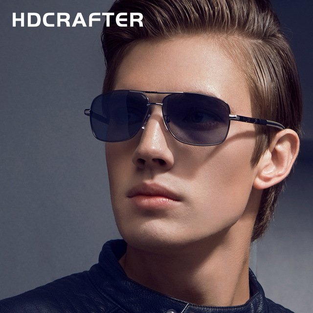 Brand Fashion Luxury Ladies Designer Vintage Sun Glasses Polarized  Mirror Driving Sunglasses Male Oculos masculino For Women