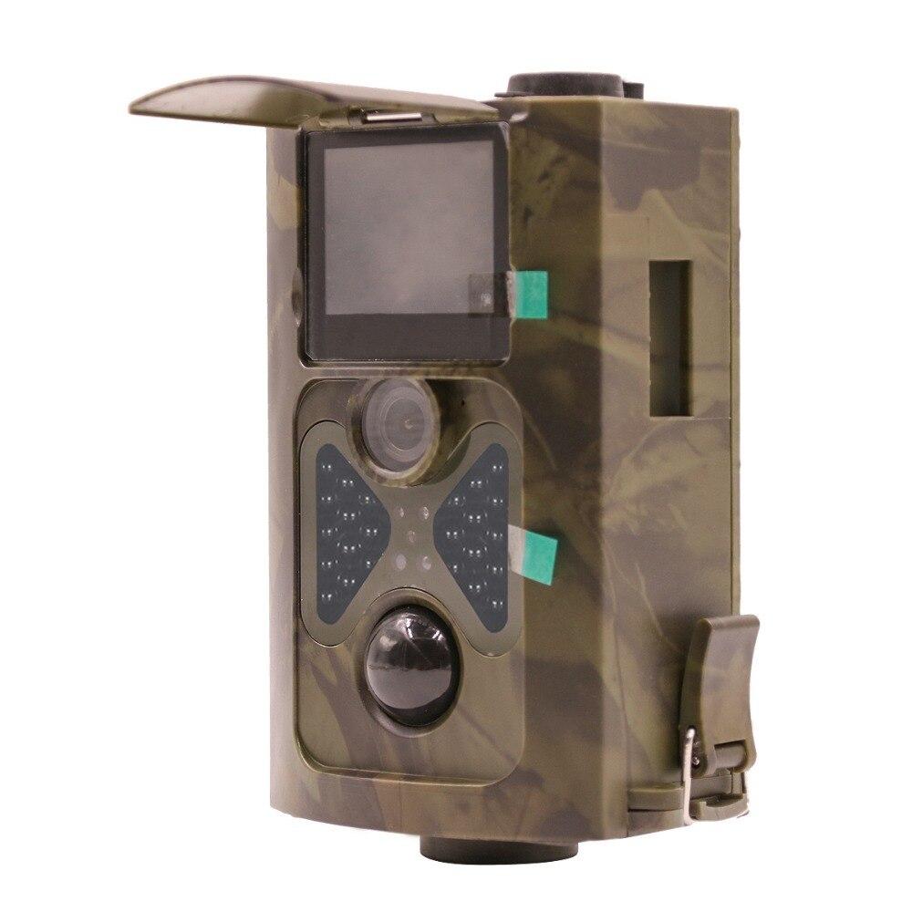 Caméra de sentier sans fil chasse faune 16MP 1080 P caméras Vision nocturne Surveillance suivi Cam HC550A
