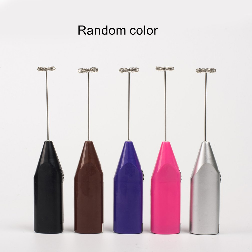 Kitchen Electric Egg Whisk Mini Coffee Blender Automatic Milk Milk Foaming Device Stir Bar