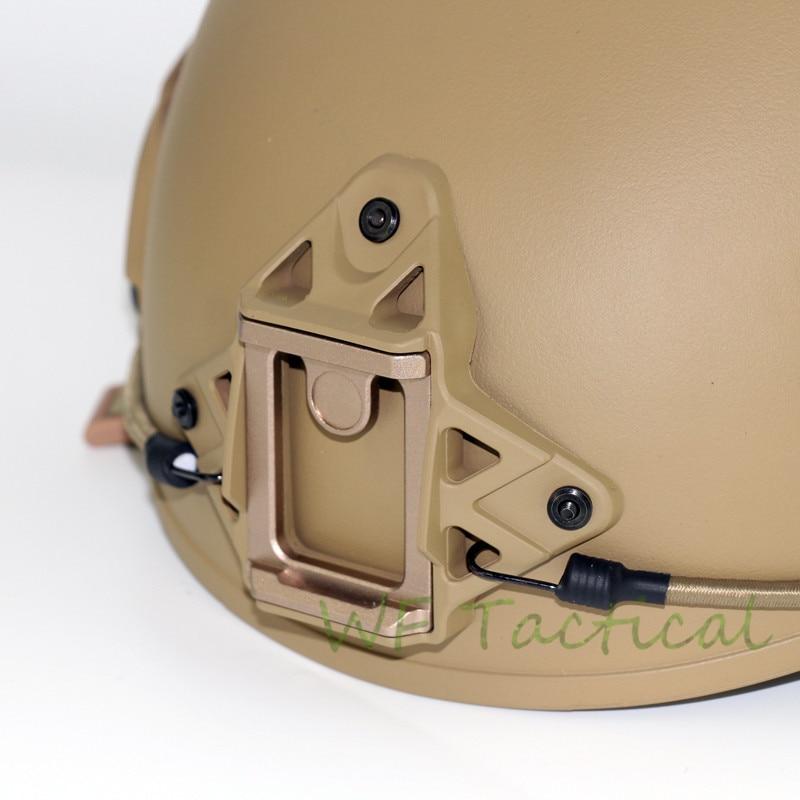 AF tactical Crye Precision Helmet Combat Training Tactical Helmet Enhanced version Airsoft paintball Helmet - 4