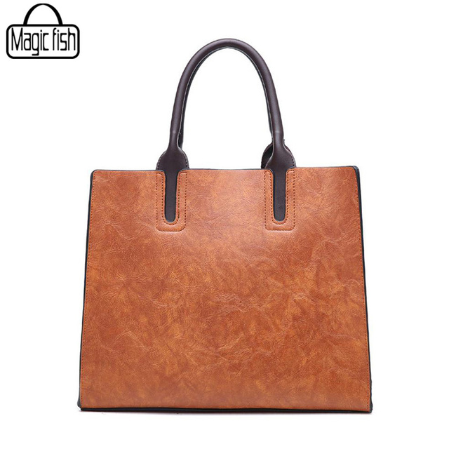 7693663759a1 Elegant PU Leather Women Handbag Classy Women Shoulder Bags High Quality  Women Leather Handbags Tote Female Women Bag A3191 l