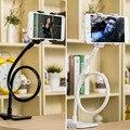 Em estoque! 2017 Brand New Universal Preguiçoso Bed Desktop Car Stand Long Arm Mount Holder Para Telefone Celular