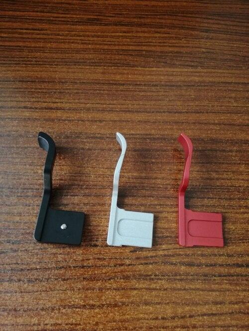 Metal Hot Shoe Thumb-Up Hotshoe Thumb Up Grip For Fuji Fujifilm XT1 XT2 XT3 XT10 XT20 XT-1 XT-2 XT-3 XT-10 XT-20 Camera