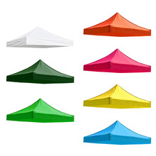 Vervanging Luifel Tent Top Cover Strand Tuinhuisje Zonnescherm UV Proof(China)