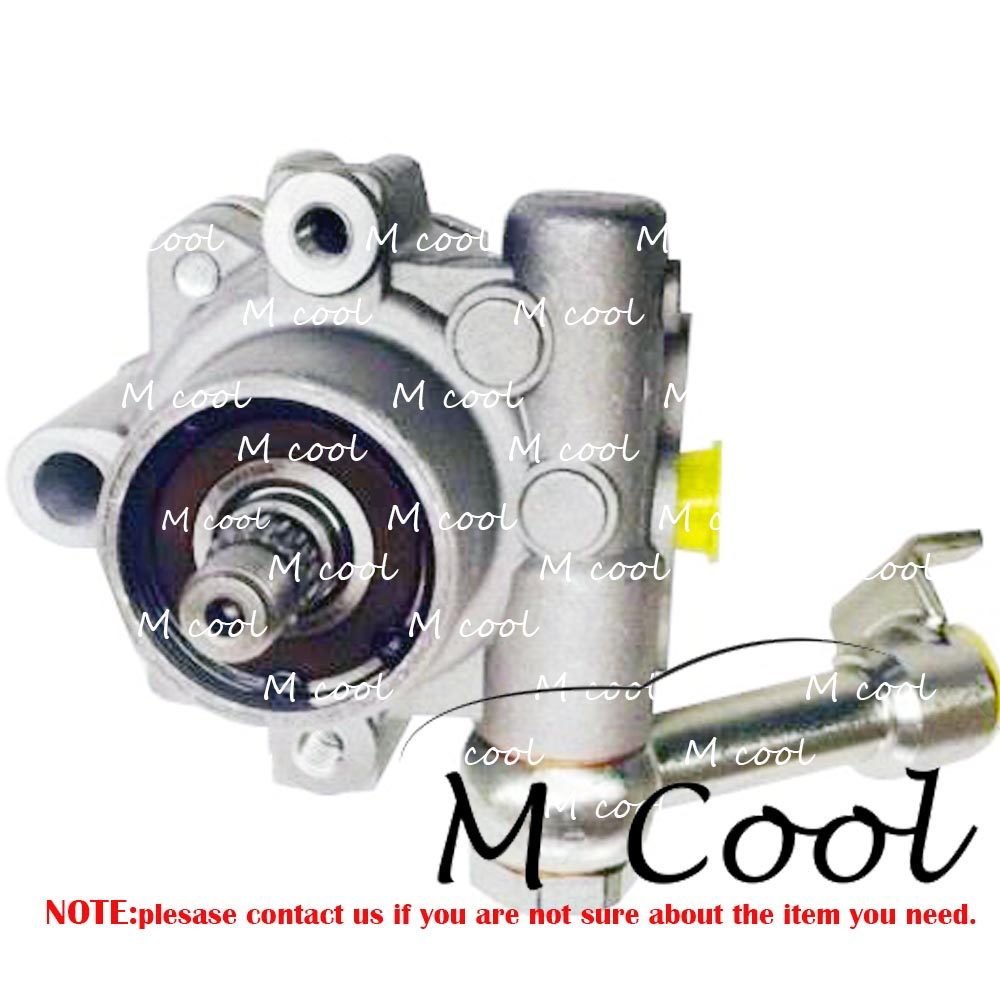 New Power Steering Pump For Nissan Maxima Altima Quest Nissan Steering Pump 49110 7Y000 491107Y000 2002 2009 in Power Steering Pumps Parts from Automobiles Motorcycles