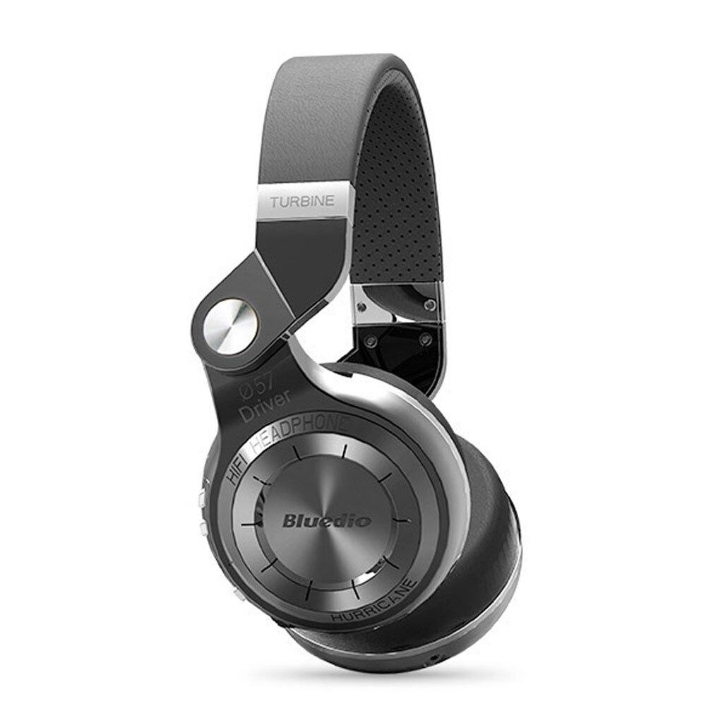 Bluedio T2 Bluetooth sans fil pliable casque avec Mircorphone 3d son Original casque pour téléphone portable pour Xiaomi écouteur