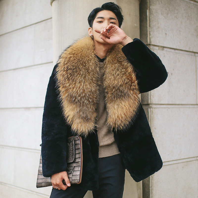 Compare Prices on Men Real Fur Coats- Online Shopping/Buy Low ...