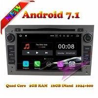 TOPNAVI 2G+16GB Android 7.1 CarUnit Head DVD Player For Opel Universal/Astra/Meriva/Vectra/Zafira/Corsa/Vivaro Stereo GPS Navi