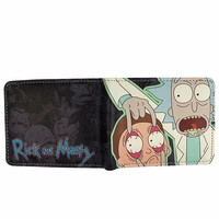 Rick And Morty Classic Wallet 2
