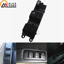 Malcayang 25401-EB30B 25401EB30B Front Left Master Electric window lifter switch for Nissan Navara D40 04-16 25401-BB65B