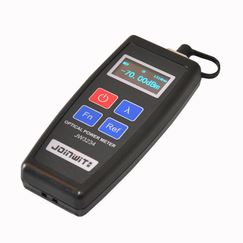 Livraison gratuite Joinwit JW3234 testeur optique de compteur de puissance optique-70 ~ + 6dBm ou-50 ~ + 26dBm compteur de puissance à Fiber optique