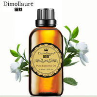 Dimollaure Jasmine Essential Oil Aphrodisiac Relax Emotions Fragrance Lamp Humidifier Aromatherapy Skin Care Plant Essential Oil