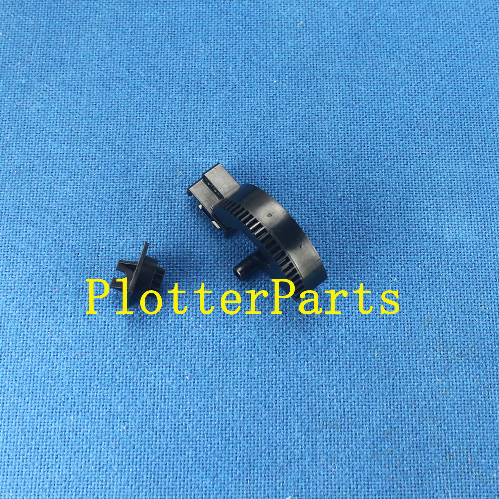 ФОТО cover gear for HP DesignJet T1100 T1200 T610 T770 Used CH538-67030-2