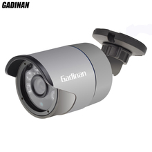 GADINAN  Full HD AHD 3MP 4MP Camera 6 Array IR LED Night Vision Bullet Metal Outdoor Waterproof Surveillance AHD CCTV Security