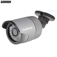 GADINAN Full HD AHD 3MP 4MP Camera 6 Array IR LED Night Vision Bullet Metal Outdoor