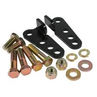 1 To 3 Inches Adjustable Lowering Kit For Harley Touring 2002 2012 Brand New