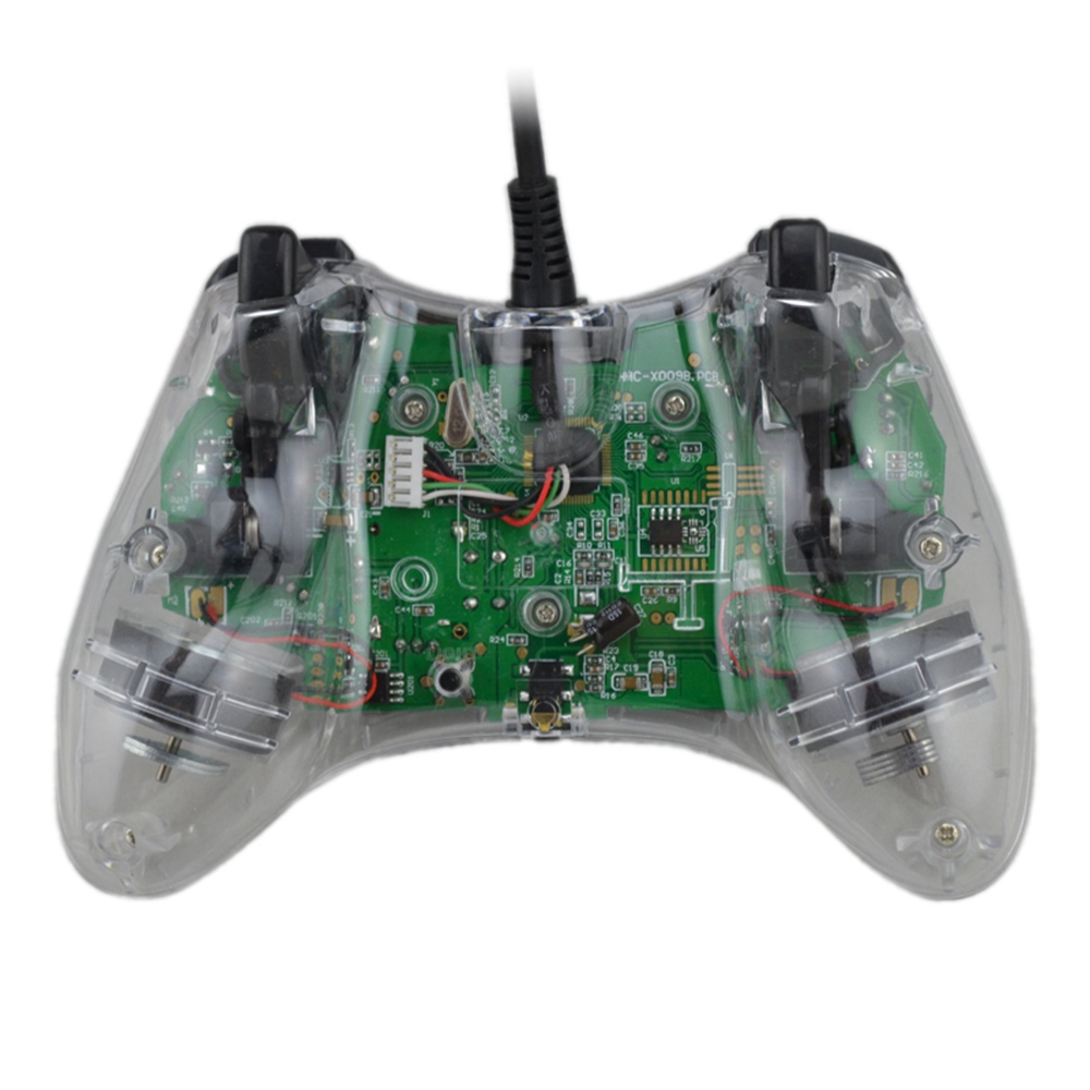 High quality Wired USB PC Controller Vibration Game Controller ...