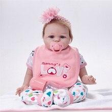 Silicoen com Sapatos Boneca Bonecas de moda Boneca Reborn Bebe Reborn Boneca Presentes de Aniversário para As Crianças Que Jogam Brinquedos SB5526 Tsum Tsum