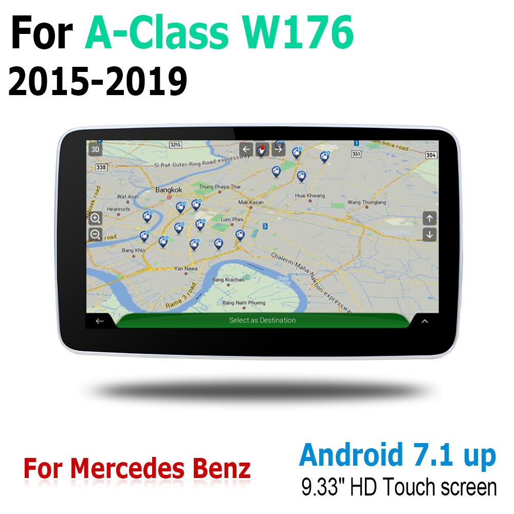 Worldwide delivery w176 mercedes android in Adapter Of NaBaRa