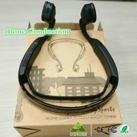 New Original Bone Conduction Headphones Professional Sports Running Cycling Headset Smart Bluetooth Handfree Earphone Free ship
